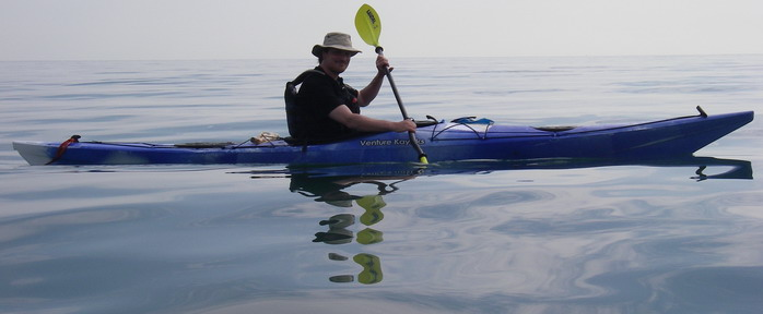 Sea Kayak Calm